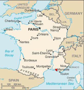 Landkarte_Frankreich