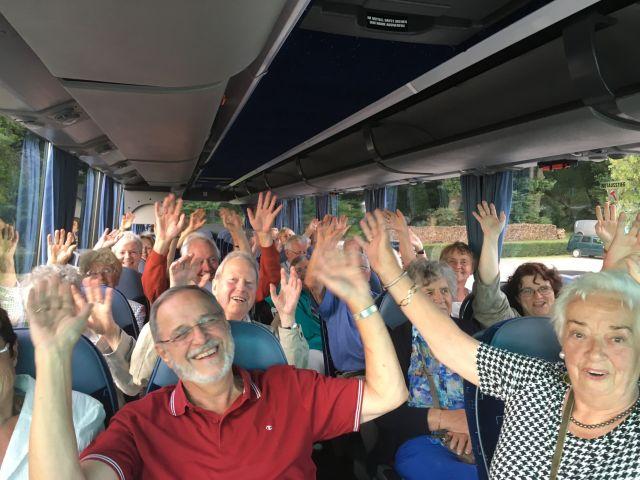 FKS Jahresausflug am 17. Juli – diesmal Mittelhessen