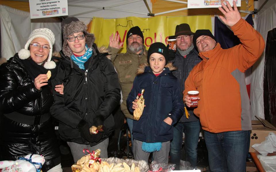 Weihnachtsmarkt Wie im Weihnachtswunderland